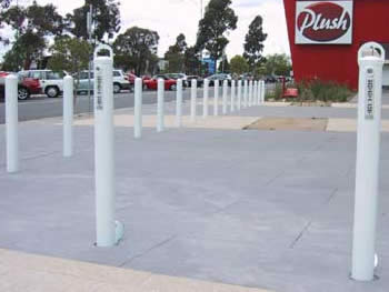 Fixed Bollards 100 NB Cap 10.01