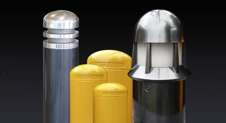 Lighthouse Bollards have a wide range of quality products