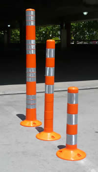 Rebound Sight Bollards
